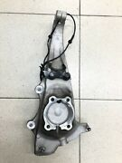 31216782192 Rolls Royce Ghost Front Right Knuckle Hub Wheel Bearing Carrier Used