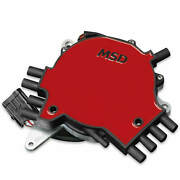 Msd Distributor 93-94 Gm Lt-1 5.7l Reliable Rotor Drive Design Fresh Air Vented