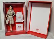 Coach Collaboration Barbie Doll Limited Edition New