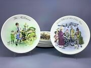 Wedgwood Street Sellers London Collection Von John Finnie Collectible Porcelain