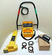 3m Dynatel 2273 Cable/pipe/fault Locator Set W/ A-frame 100 Tested