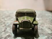 Vintage Dinky Toys 688 Army Military Field Artillery Tractor Meccano Ltd Er090