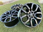22 Factory Oem Land Rover Range Rover Hse Sport Supercharged Wheels Rims 22