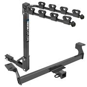 Reese Trailer Tow Hitch For 20-21 Ford Escape Except Hybrid Tilt Away Bike Carry