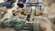 Military Truck Parts Used Rear Axle Assembly. Fits M809 Series Trucks.