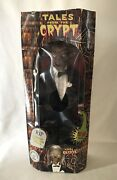 Vtg Tales From The Crypt - Cryptkeeper Doll. Horror Collector Series. Halloween