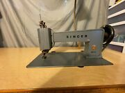 Singer 114b103 Chain Stitch Embroidery Machine With Table Andandnbsp Motor