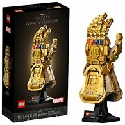 Lego Marvel Infinity Gauntlet 76191 Collectible Building Kit Thanos Right Han...