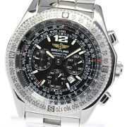 Breitling B-2 Professional A42362 Chronograph Automatic Menand039s Watch_633860
