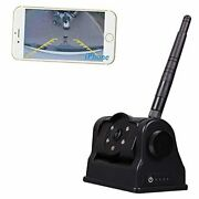 Wifi Magnetic Trailer Hitch Camera - Rechargeable Long Life Battery Powered