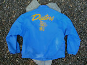 Vintage Dusters Motorcycle Club Jacket 1950and039s 1960and039s 1970and039s Wind Breaker