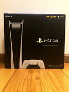 Sony Playstation 5 Digitalandnbspedition Ps5 Console - In Hand - ⭐️ships Today⭐️