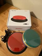 Ablenet Big Red Twist Switch For Special Needs Autism W/ Additional Colors New