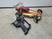 Vintage Team Associated Rc10 Gold Pan A Stamp