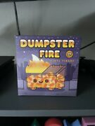 Dumpster Fire Candy Corn Limited Edition By 100 Soft Unopened New In Hand
