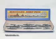 Dinky Toys 50 Ships Of British Navy Very Near Mint/boxed