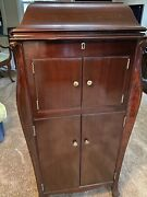 Antique Victor Talking Machine Co. Victrola Xi, Excellent Local Pickup Pgh Pa