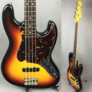 Fernandes The Revival Rjb-75 And03960 Model Yso With Original Hard Case Made By 1981