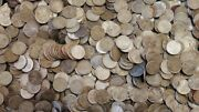10 Rolls 1943 Steel Pennies P D S Cents War Lincoln Wheat Penny Lot Of 500