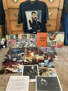 Andrew Dice Clay Ford Fairlane Collection Shirt Laserdisc Script Comics Lighters