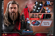 Movie Masterpiece Avengers End Game 1/6 Scale Figure Thor Hot Toys Anime 2021