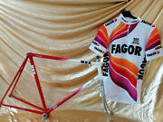 Mbk Team Issue Mbk Fagor 19881989 John Carlsen For Campagnolo Record