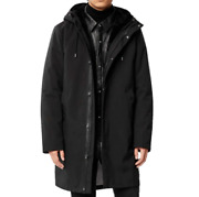 Menand039s Mackage Vincent 2-in-1 Sheepskin Lined Parka Coat Size 38 1690 Sold Out