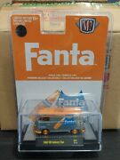 M2 Machines Raw Super Chase 1960 Vw Delivery Van Fanta