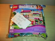 Lego Friends Olivia's House 3315 97 Complete Lot H