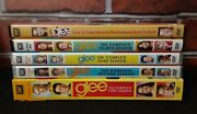 Glee 2009 The Complete Season 1, 2, 3 And 4 + Glee Encore Dvd Lot