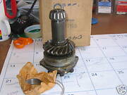 Omc 980755 Ball Gear And Shaft Used