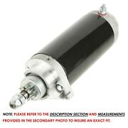 Starter For Mercury Mariner Outboard 135hp 150hp 175hp New