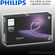 Philips Hue White And Color Ambiance Lightstrip Outdoor 5m Led Light Strip Ip67