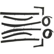 Roof Rail Kit Compatible With 1955-1957 Chevy Pontiac Convertibles