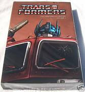 Transformers Premiere Collection Vol 1 Hardcover Dust Jacket Rare Hc Dj Signed
