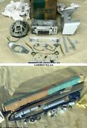 Chevrolet Manual Am Radio Unit Corvair 1962 Nos