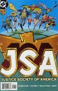 Jsa Lot Of 77 Issues With 1 Justice Society Of America