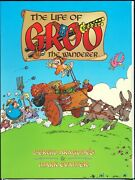 Life Of Groo The Wanderer Tpb Signed W/ Sketch Aragones