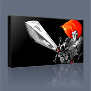 Thundercats Awesome Lion-o Sword Iconic Canvas Art Print Picture - Art Williams