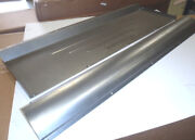 Ford Model A Pickup Bed Roll Pan Ribbed 1928-1931