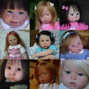 Custom Reborn Toddler , By Luciana From Cuddly Angels Nursery