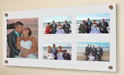 8 X 10 And 6 X 4 Photo Picture Frame Multi 10x8 All Colors Cheshire Acrylic