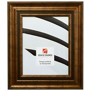 Craig Frames Apennine Classic Aged Gold And Bronze Picture Frame