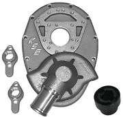 New Kse Water Pump And Sbc Front Cover Assembly,sprint Car,midget,maxim,jandj,spike