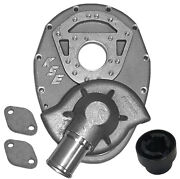 Kse Water Pump And Sbc Front Cover Assembly W/short Block-offs,sprint Car,midget