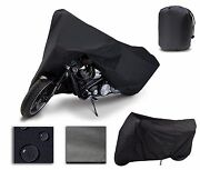 Motorcycle Bike Cover Harley-davidson Xlh Sportster 883 Top Of The Line