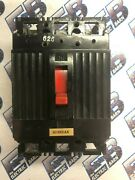 Ge Thef136015 15 Amp 600 Volt 3 Pole Circuit Breaker- Reconditioned+test Report
