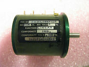 Spectrol Varriable Resister 800-1598 Nsn 5905-00-549-4340 Type Rr21l1s6f103