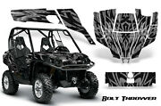 Can-am Commander 800r 800xt 1000 1000xt 1000x Graphics Kit Decals Stickers Bts