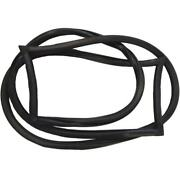1954-1956 Buick And Oldsmobile 2dr And 4dr Sedans Rear Window Gasket Seal